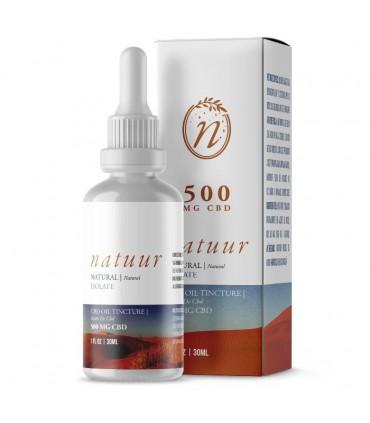 Natuur Isolate Aceite De Cbd 500 Mg 30ml Natural