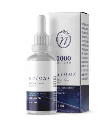 Natuur Isolate Aceite De Cbd 1000 Mg 30ml Natural