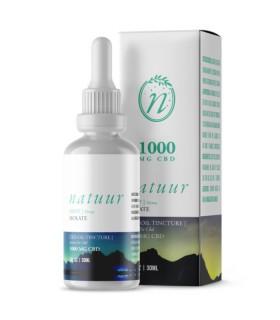 Natuur Isolate Aceite De Cbd 1000 Mg 30ml Menta