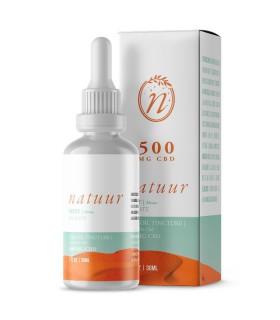 Natuur Isolate Aceite De Cbd 500 Mg 30ml Menta